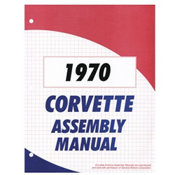 Corvette Manuals & Books