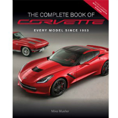 Corvette Books & Manuals