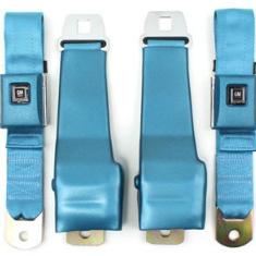 Corvette Seat Belts
