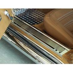 Corvette Sill Plates & Protectors