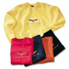 Corvette Sweatshirts & Pullovers