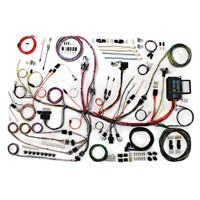 Corvette Wiring Harness Packages