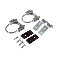 Exhaust Hangers & Clamps