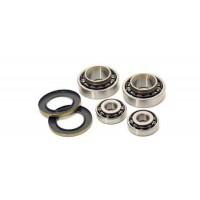 Front Spindles & Wheel Bearings