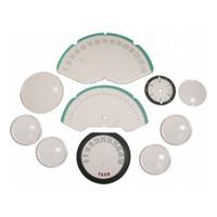 Gauge Housing & Lens Kits