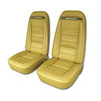 Leather-Like Seat Covers