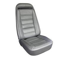 Original Style Leather or Vinyl Seat Covers