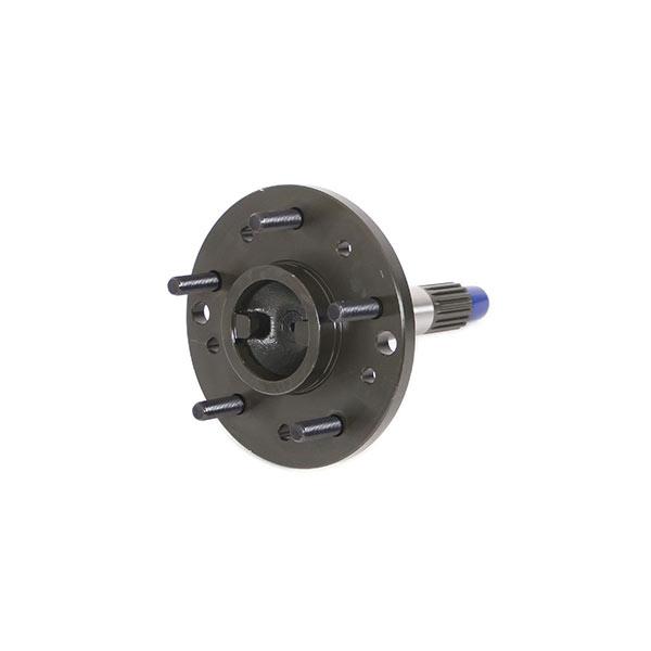 Rear Spindle & Wheel Bearings