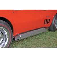 Side Exhaust Covers