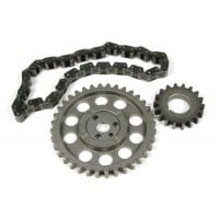 Timing Cover, Chain & Gear