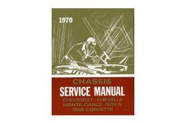 1970 Corvette Shop/Service Manual