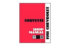 1981 Corvette Shop/Service Manual