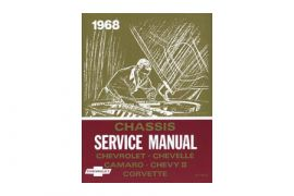 1968 Corvette Shop/Service Manual