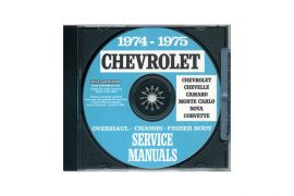 68-81 Shop/Service Manual on CD
