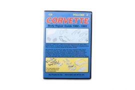 Vol 3: 68-82 Front to Cowl Body Repair Guide (CD)