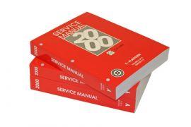 2000 Corvette GM Shop/Service Manual
