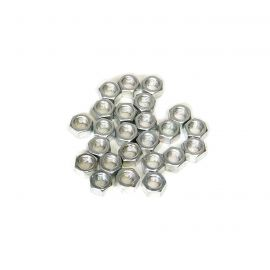 63-67E Bumper Mount Nuts (5/8 Wrench)