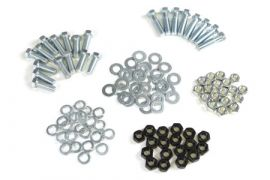 63-67 Rear Bumper Mount Bolt Kit (Correct)