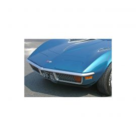 68-72 Front Bumper - Imported (Driver Quality)