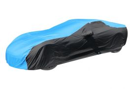 14-18 Weathershield Two-Tone Car Cover w/Reflective Welting