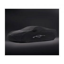 20-21 GM Outdoor Car Cover w/Silhouette Corvette