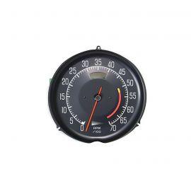 75-77 L48 Tachometer (5300 Redline)