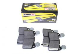 14-19 Z51 Hawk Performance Ceramic Front Brake Pads