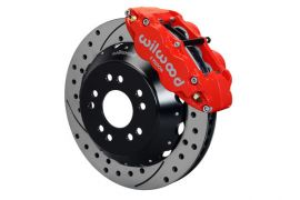 "65-82 Wilwood 13.06"" Front Superlite 6-Piston Brake Kit w/SRP Rotor"