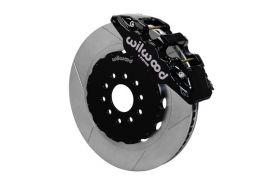 "97-13 Wilwood AERO6 Front Brake Kit w/15"" GT Slotted Rotors"