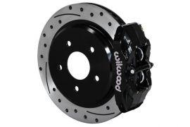 97-13 Wilwood Direct Fit DPC56 Rear Brake Package w/Rotors (BrakeColor)