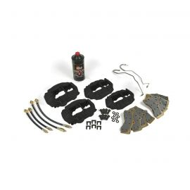65-82 Disc Brake Overhaul Kit (New Calipers w/ O-Ring Seal - No Delco)