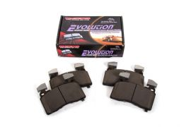 14-19 Z51 Power Stop Z16 Evolution Front Brake Pads