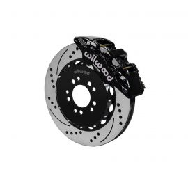 "14-19 Wilwood AERO6 Front Brake Kit w/15"" SPR Drilled Rotors"