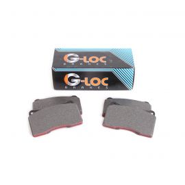 14-19 G-LOC GS-1 Ceramic Front Brake Pads