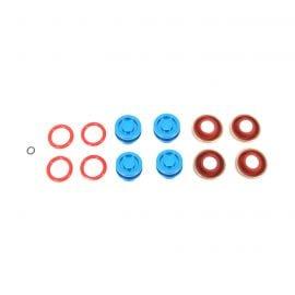 65-82 Rear Caliper O-Ring Piston Conversion Kit (High Heat Design)