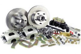56-62 Disc Brake Conversion Kit w/Dual Master Cylinder