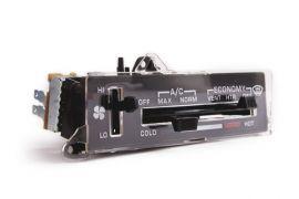 80-82 Heater/AC Control Panel