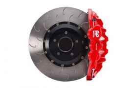 14-19 Racing Radi-Cal Front 6-Piston Brake Package w/Rotors