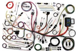 53-62 Custom RestoMod Wiring Harness Package
