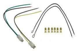 61-62 Custom Wiring Harness Optional 6-Tail Light Harness Kit