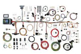 63-67 Custom Wiring Harness Package