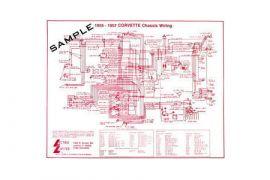 1969 Corvette Wiring Diagram
