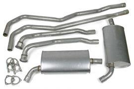"1968-1972 Corvette 327 & 350 Manual 2-2 1/2"" Exhaust System"