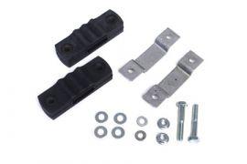 84-88 Muffler Hanger Bracket w/Insulator (Default)