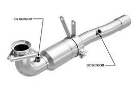 92-94 Magnaflow RH Catalytic Converter (California Emission) (Default)