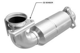 92-94 Magnaflow LH Catalytic Converter (California Emission) (Default)