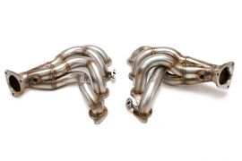 """01-04 BBE """"Shorty"""" Exhaust Headers (Carb Legal)"""