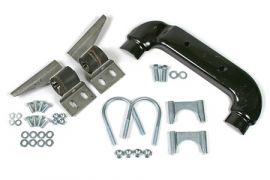 """1964-1967 Corvette 2"""" Exhaust Hanger Completion Kit"""