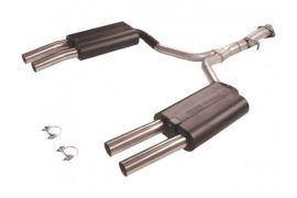 86-90 Flowmaster Force II Cat-Back Exhaust System