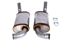 78-82 2 1/2in Magnaflow Aluminized Mufflers